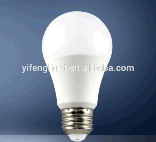 High Power Plastic +Aluminum Dimmable 9W A60 A19 LED Bulb pictures & photos