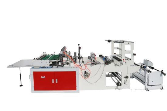 PE BOPP OPP Side Sealing Plastic Bag Making Machine