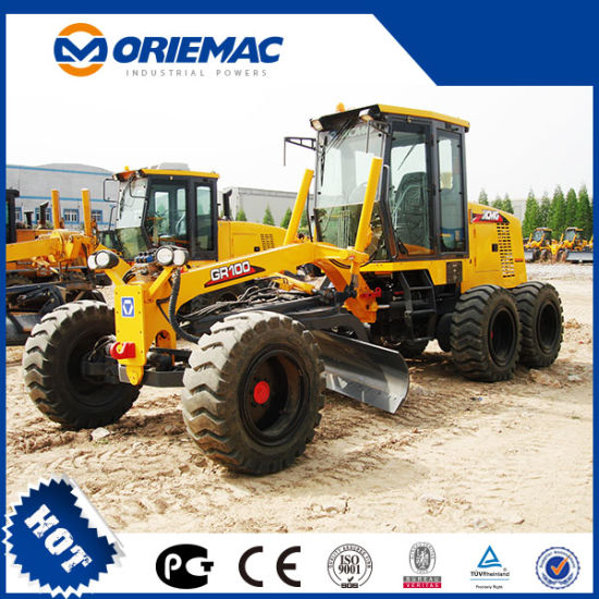 100HP XCMG Gr100 Small Motor Grader for Road Construction pictures & photos