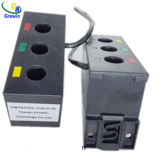 50A Rated Input 0.2 Accuracy Small Instrument Current Transformer