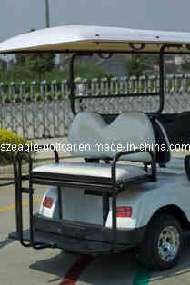 Electric Utility Car (EG2049KSZ, 6-Person, with The Rear Flip-Flop Seat) pictures & photos