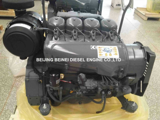 China Diesel Engine Air Cooled F4l912 for 2500rpm Portable