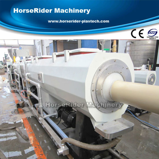Twin-Screw PVC Pipe Production Line