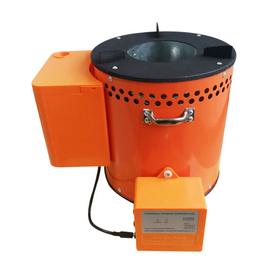 Stainless Steel Wood Pellet Stove Thermoelectric Stove