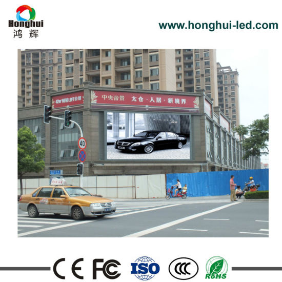 Outdoor High Brightness 7000 CD P5/P6/P8 LED Display Sign for Advertising Panel Billboard