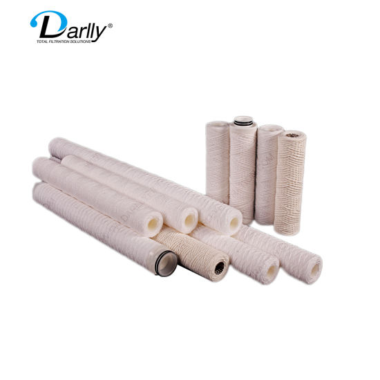 Cartridge Filters 5 Micron 40 Inch Spiral Wound