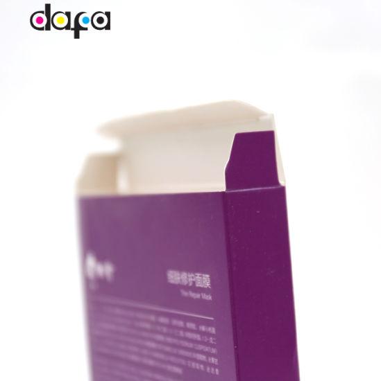 White Cardboard Sub-Film Packaging Carton Df758