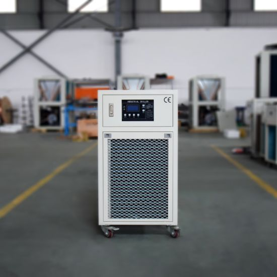 Kaydeli 2 Ton Small Industrial Water Chiller Air Cooled in HVAC for Injection Moulding