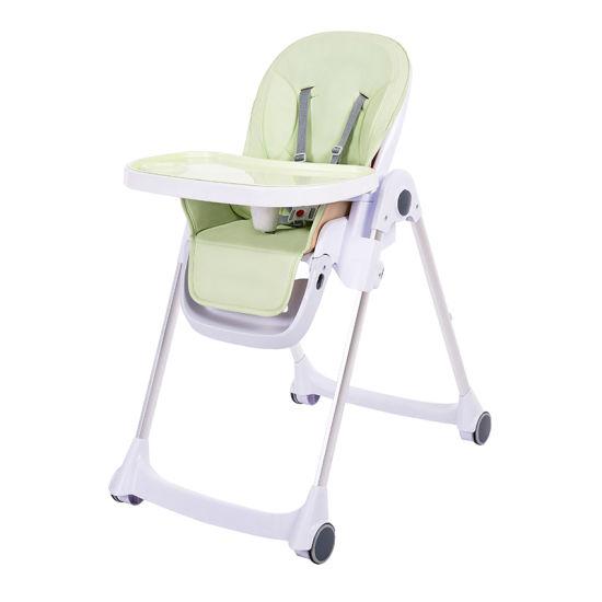 Fully Adjustable Baby Highchair Child Feeding High Chair