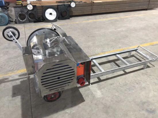 Convenient Diamond Wire Saw Machine for Splitting Quarry Rocks