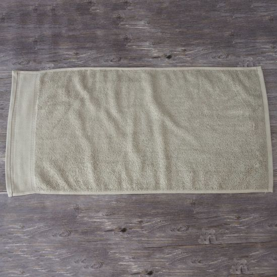 Plain Dyed Hand Towel Gift 100% Cotton Fabric Promotion