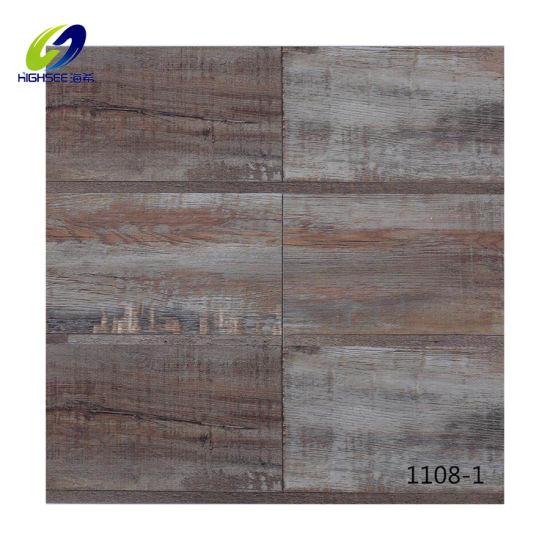 Fireproof Timber Composite Flooring Composite Decking Solid Laminate Floor