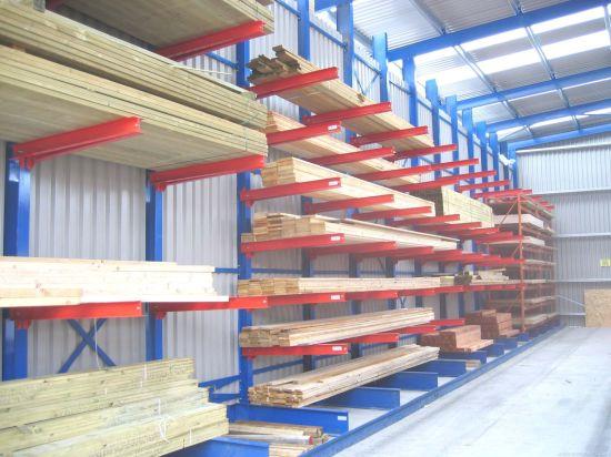 High Quality Warehouse Heavy Duty Cantilever Rack