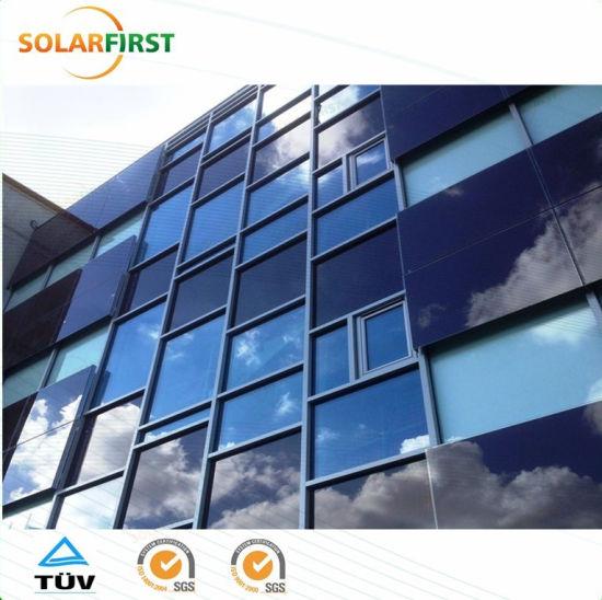 China High Quality Cdte Transparent Thin Film Solar Panel