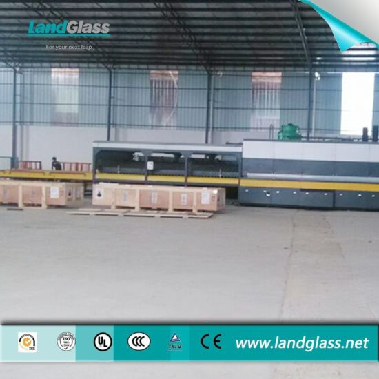 Building Glass Tempering Furnace/ Toughened Building Glass Machine pictures & photos