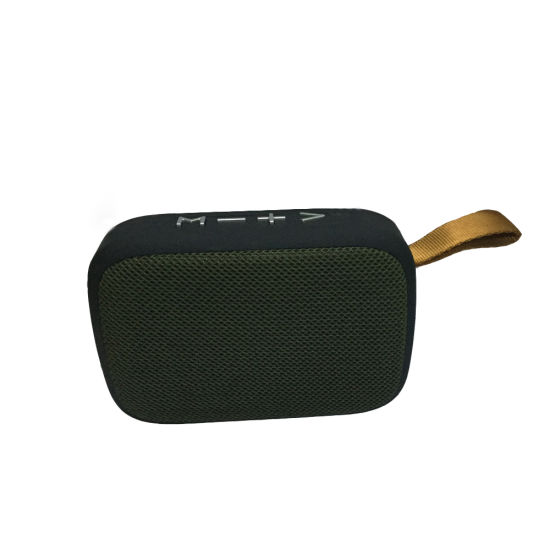 Mini Portable Wireless Bluetooth Speaker Sound Box Linking with 5g Smartphones IP Phone pictures & photos