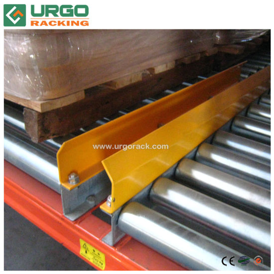 China Steel Roller Warehouse Gravity Slide Storage Rack for