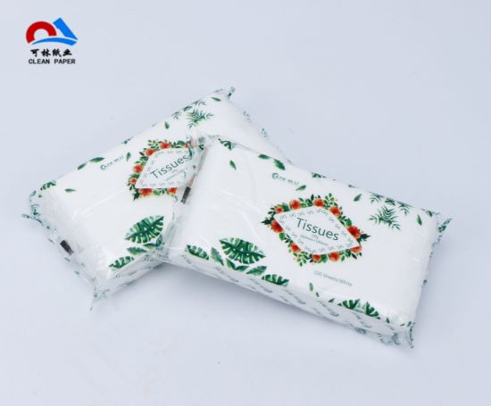 Hot Selling Cheap Soft Facial Tissue/Pocket Tissue/Pocket Tissue Handkerchief