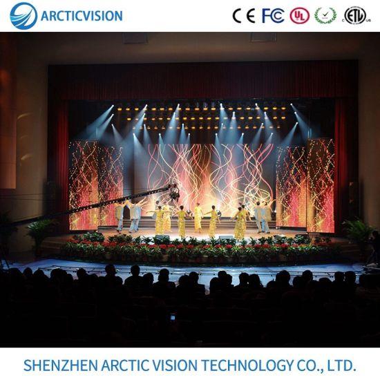 Nova SMD Video Display Indoor Rental Screen LED Display P3.9 Commercial Rental