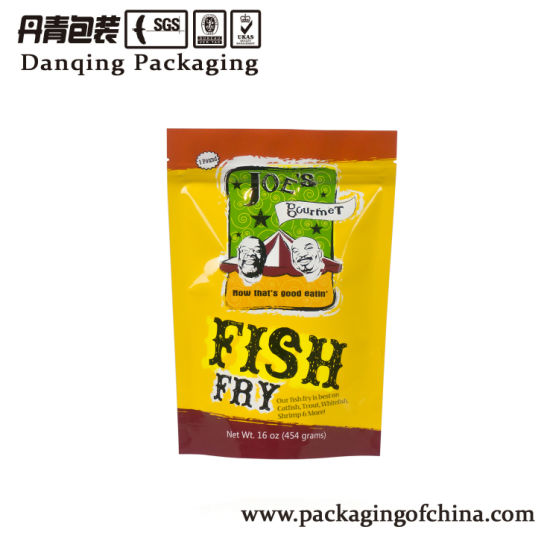 China Dq Pack Hot Sale Stand up Pouch for Food Packaging pictures & photos
