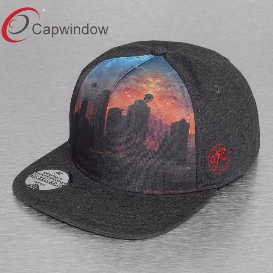 23835579 Popular Custom Sublimation Printing Logo Snapback Hat (65050099) pictures &  photos