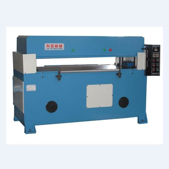 Hydraulic Four Column Rubber Mat Die Cutting Machine