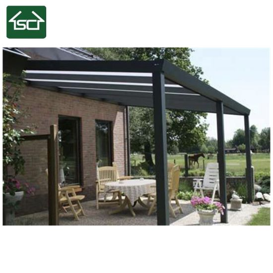 China Hot Selling Window Retractable Awning Patio Cover Aluminum