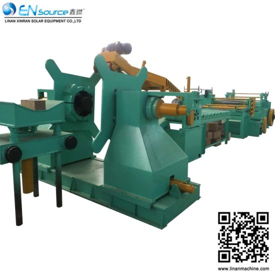 Sheet Metal Steel Straightener Machine/ Cut to Length Line pictures & photos