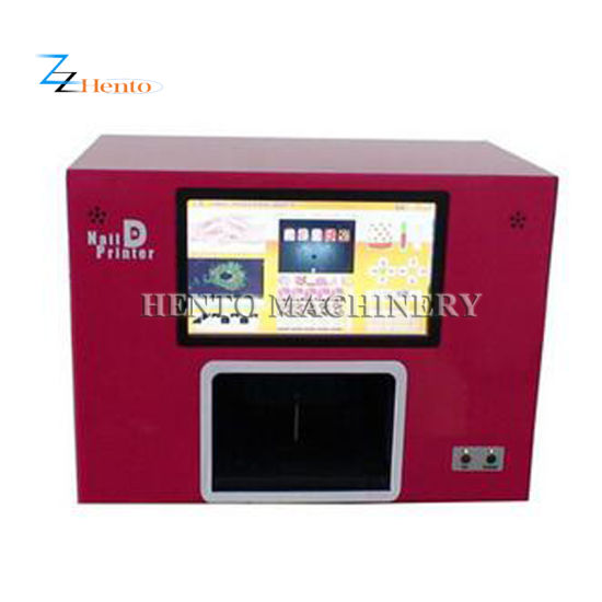 China Supplier Digital Nail Art Machine pictures & photos