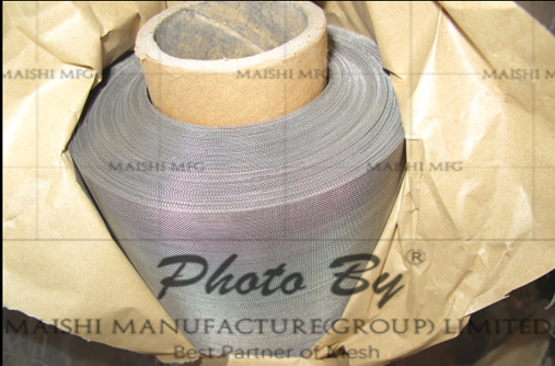 Certified Filtering Used Acid Resistant Stainless Steel Wire Mesh pictures & photos