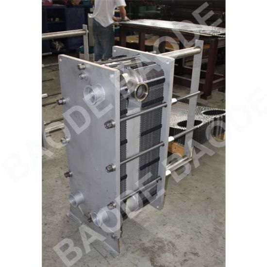 High Thermal Efficiency (M6/M6M) Replacement Steurization Heat Exchanger pictures & photos