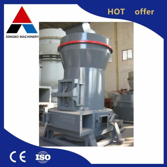 4 Roller Mill Powder Mill Grinding Mill/Coal Grinder (YGM Series) pictures & photos