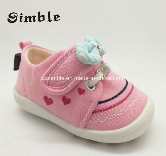 Soft Sole Fancy Cartoon Infant Newborn Baby Shoes