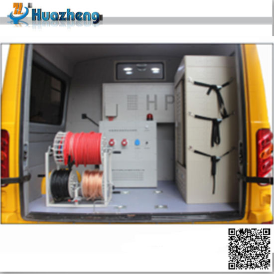 Hza40 Hv Underground Power Cable Fault Locator Cable Test Van pictures & photos