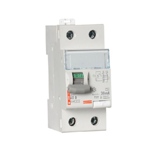 China 100A RCCB Residual Current Circuit Breaker for Civil House ...