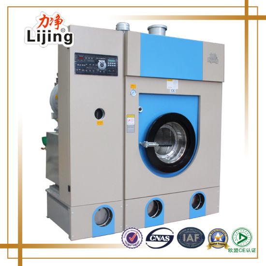 2016 Newly Designed Gxq Series Fully Automatic Fully Enclosed Dry Cleaning Machine for Laundry Machinery