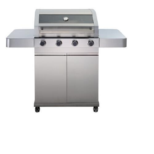 CE Certificate Stainless Steel Gas BBQ Grill Barbecue