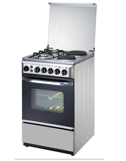 Free Standing Cooker Range, Electric Oven with Stove