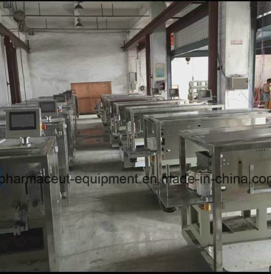 Fully Automatic Liquid Filling Packaging Machine Dsm pictures & photos