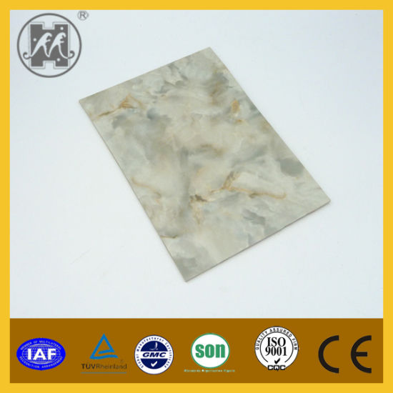 China Hot Selling Hotel Lobby Decor Imitation Stone Artificial - Fake marble slab