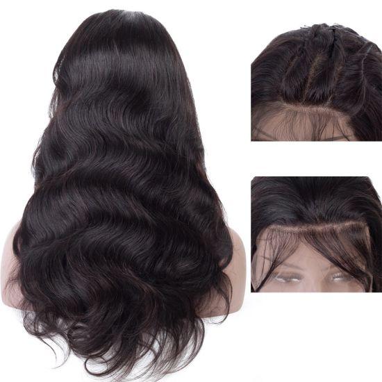 Brazilian Virgin 360 Full Lace Frontal Wig