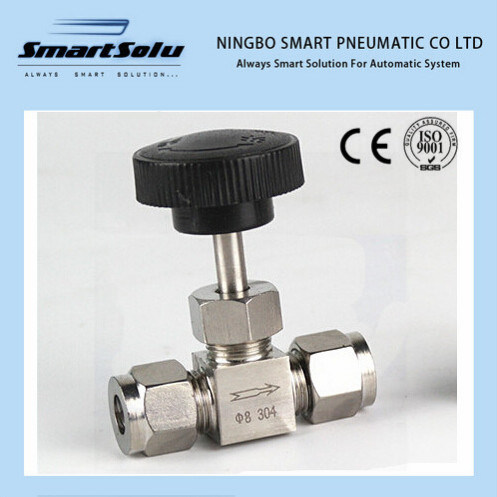 Stainless Steel Double Ferrule Needle Valve pictures & photos