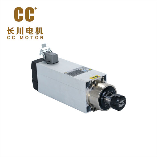 China Ce Certificate AC Spindle Motor 3.5kw Steady in Stock ... on