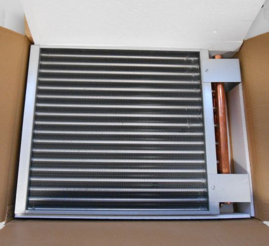Retek Copper Tube Water to Air Duct Coil