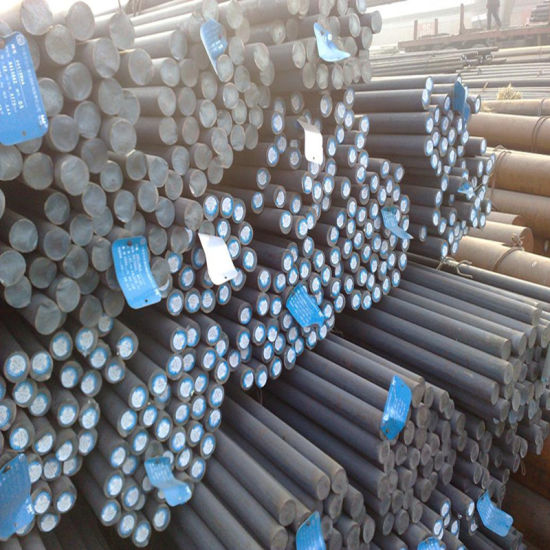 Screw Bolt or Machine Parts Use Round Steel Bar pictures & photos