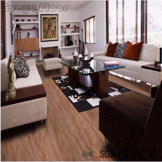 China Easy Install And Waterproof Click Vinyl Flooring Tiles China