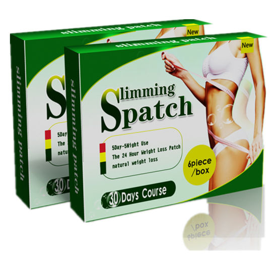 Natural Herbal Effective Weight Loss Slim Patch with ISO, Ce, FDA