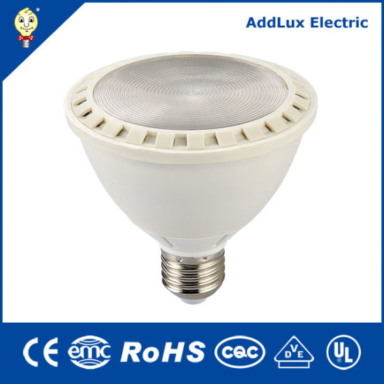 Best Saso Ce UL Energy Saving Warm White E26 16W 11W LED PAR Lamp for Indoor Lighting and Outdoor Lighting
