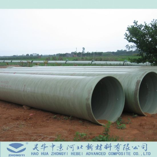 GRP Pipe FRP Pipe Fiberglass Pipe for Sea Water & China GRP Pipe FRP Pipe Fiberglass Pipe for Sea Water - China GRP ...