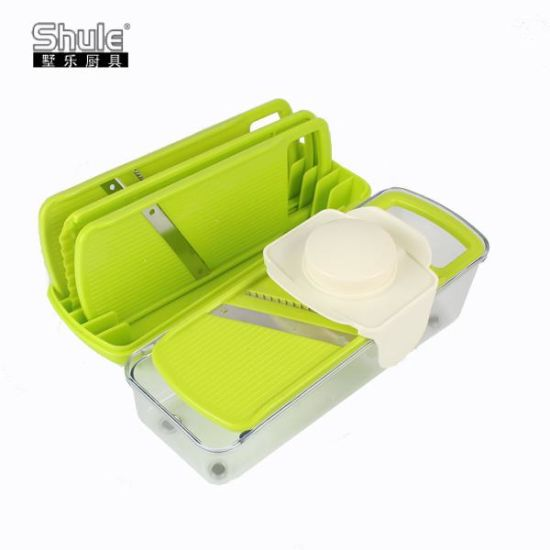 Manual Plastic Household Mini Chopper with Food Container